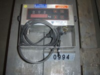 Digital ground balance, EXA, 1,5 t for pallet car